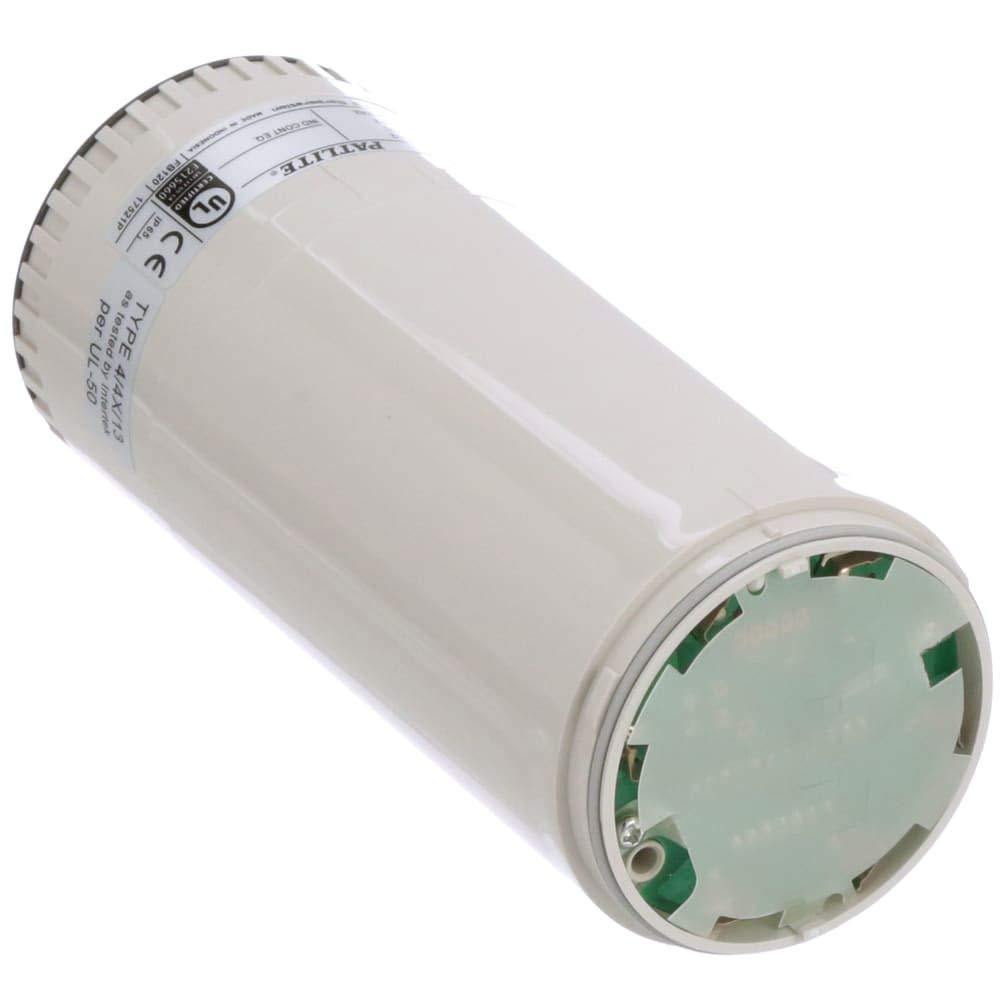 LED Base Flashing; Strobe; 70mm Base; 90dB; 24 V dc