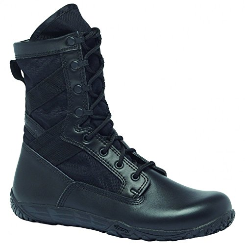 Belleville Tactical Research TR102 Mini-Mil Ultra Light Black Boots 110W