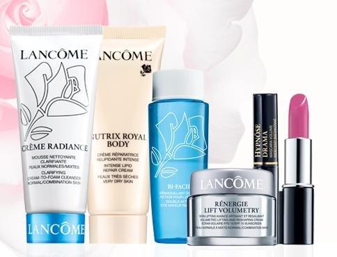 Lancome Skin Care Set - 7