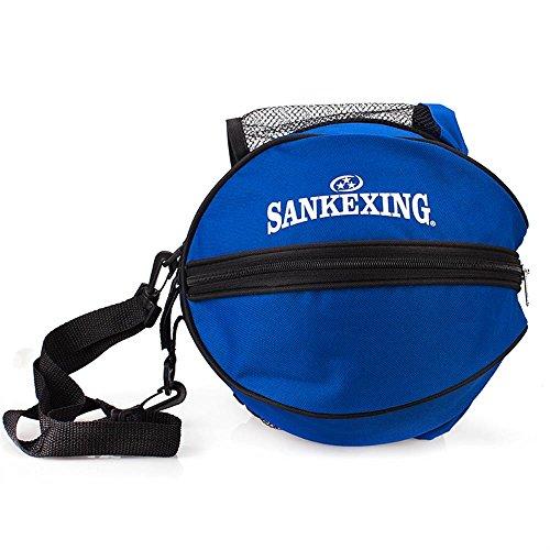 ALUK- Bundle de lazo del bolso de hombro hombres y las mujeres del baloncesto ocasional Maleta de Mano ( Color : Azul cielo ) Azul