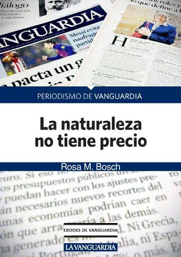 Descargar Libro La Naturaleza No Tiene Precio Rosa M. Bosch