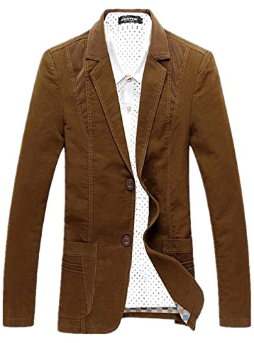 Polyester Leisure Suit Jacket - 9