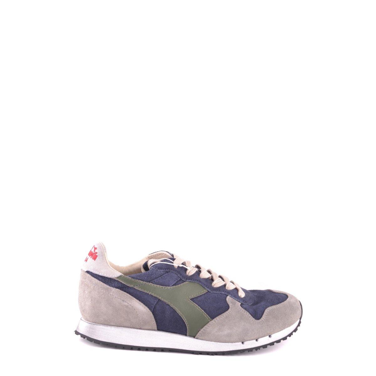 Diadora Heritage - Sneakers MI Basket Used para Hombre y Mujer 41 EU Multicolor