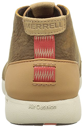Merrell Freewheel, Botas Chukka para Hombre Marrón (Brown Sugarbrown Sugar)