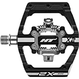 HT Components X2 Clipless Pedals Black, One Size