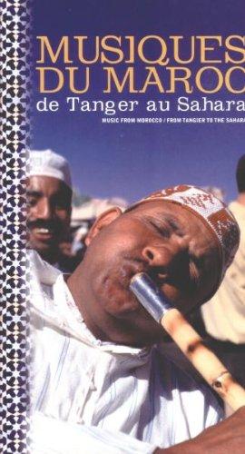 Long Box 2 CD : Les Musiques du Maroc - De Tanger au - 2 Tanger