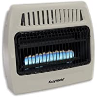 World Marketing of America WORLD MKTG OF AMERICA/IMPORT KWD378 30000 BTU Dual Gas Wall Heater