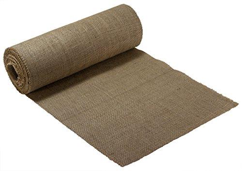 Burlapper Burlap Garden Fabric (12 Inch x 30 Feet)