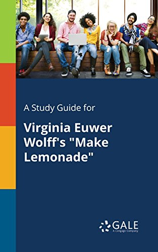 A Study Guide for Virginia Euwer Wolff's