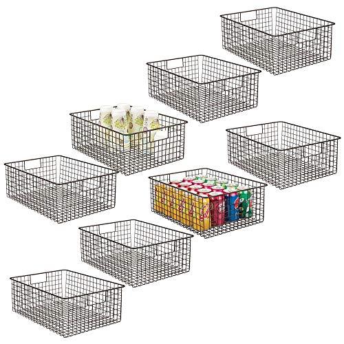 wire basket kitchen storage - 9