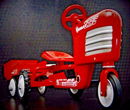 High End Pedal Car Tractor Farm Ford 1 1930 1940 Antique Vintage 1 Metal Midget Classic Rare Collectible Collector Model t a j wc wd 45 d 19 1950 10 12 14 NOT Child Ride On Toy