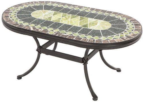 Alfresco Home Patio Furniture.Alfresco Home Ponte Mosaic Indoor Outdoor Coffee Table By Alfresco Home Easy Living Lifestyle