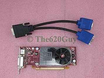 DELL Y103D ATI Radeon HD 3450 256 MB PCIe x16 de perfil bajo ...