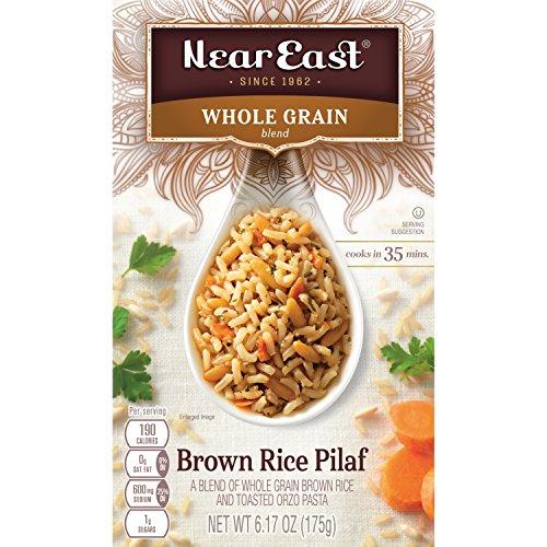 Near East Whole Grains Brown Rice Pilaf - 6.17 Ounce