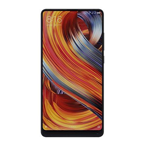 Xiaomi Mi Mix 2 - Smartphone de 5.9', 128 GB, 6 GB RAM, Ceramic Negro, Desbloqueado