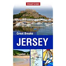 Insight Guides Great Breaks Jersey