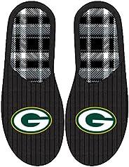 NFL Greenbay Packers Slippers [Men's Size Medium 8.5