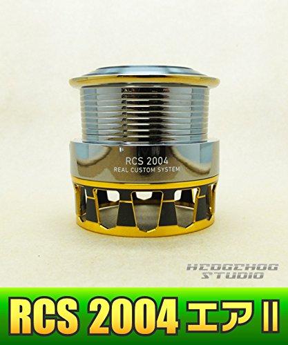【ダイワ純正/SLP WORKS】 RCSスプール 2004エアⅡ ゴールド   B012RKYKUQ