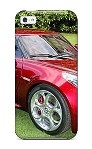 Cute Cody Elizabeth Weaver 4c Alfa Romeo Sport Car Case Cover For Iphone 5c
