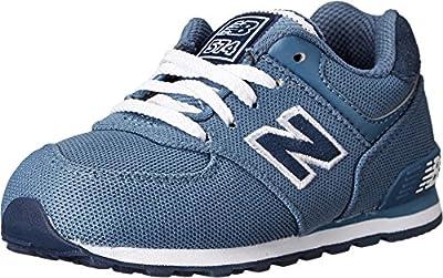 New Balance KL574 Pique Polo Pack Sneaker (Infant)