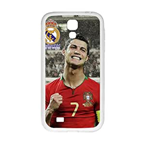 JIANADA RealMadrid Club de Futbo Cell Phone Case for Samsung Galaxy S4