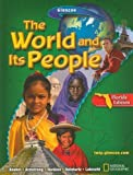 img - for The World And Its People, Florida Edition by Richard G Boehm (2004-05-01) book / textbook / text book