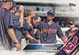 Cleveland Indians 2016 Topps MLB Baseball Regular Issue Complete Mint 22 Card Team Set with Francisco Lindor, Corey Kluber Plus