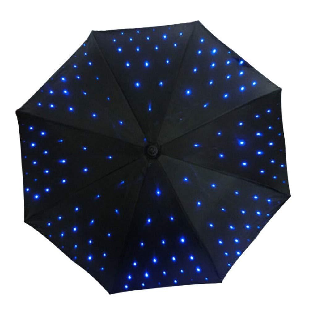 HMKLDFTY Supply Led Light Umbrella With Flashlight Function Luminous Decorative Umbrella For Photography Or Stage Performance Decor