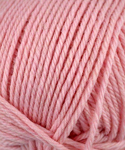 - Rowan Pure Wool Worsted Superwash Yarn Pretty Pink 0113