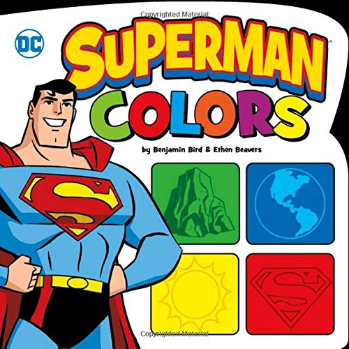 Superman Colors (DC Board Books)