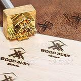 ZONEPACK Custom Logo Hot Foil Stamping Brass Mold