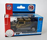2004 FLEER Collectibles 1:43 Scale Limited Edition NFL Die-cast H2 HUMMER - ST. LOUIS RAMS