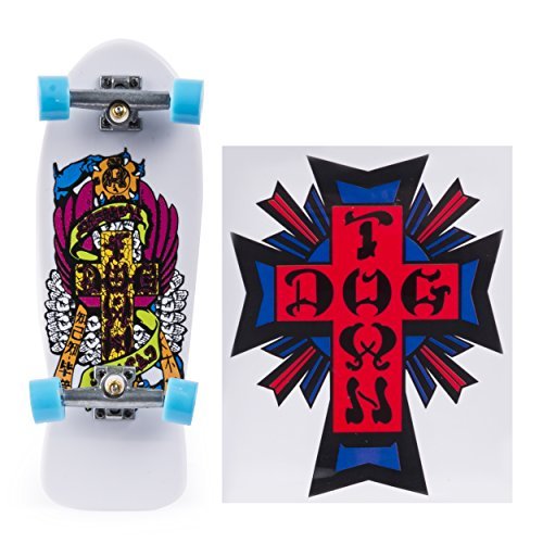 Price comparison product image Tech Deck - Classic Series - Dogtown - White
