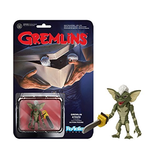 Re-Action 3.75 inches Action Figure / Gremlins / stripe (gremlin version)