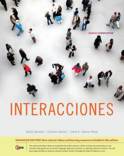 Interacciones, Enhanced Pdf