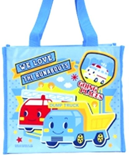Toddler Runabout - The Runabouts Lunch Box Food Storage Zipper Tote Bag Water Resistant