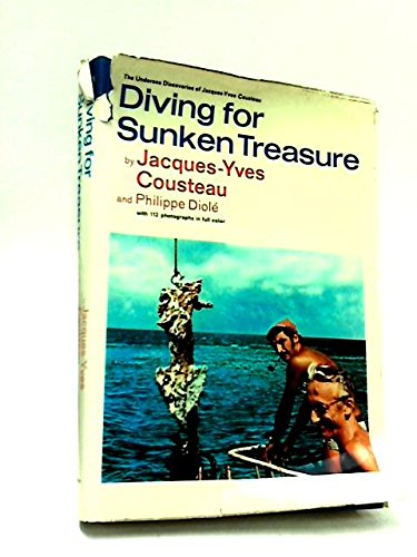 Diving Sunken Treasure - Diving for Sunken Treasure (The Undersea Discoveries of Jacques-Yves Cousteau) (English and French Edition)