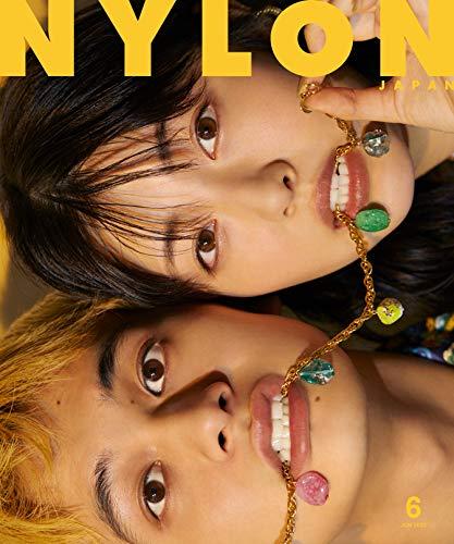 NYLON JAPAN 2020年6月号 画像 A