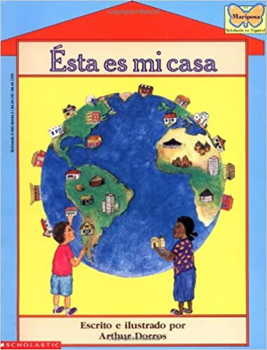 Buy This Is My House Spanish Mariposa Scholastic En Espanol