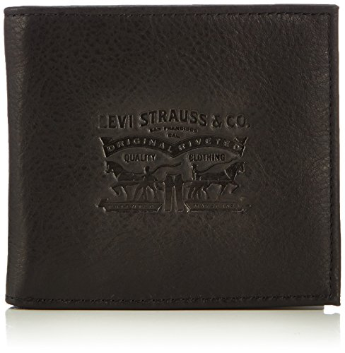 Wallet Vintage Vintage Two Regular Black Levis Horse Two Levis Bifold q0waf1