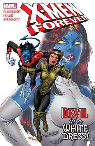 X-Men Forever Vol. 4: Devil in a White Dress (X-Men Forever (2009-2010))