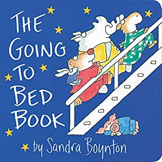 The Going to Bed Book (0671449028) | Amazon Products