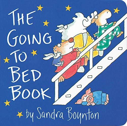 The Going-To-Bed Book (Pajama Book)