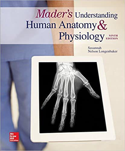 Mader\'s Understanding Human Anatomy & Physiology (Mader\'s ...