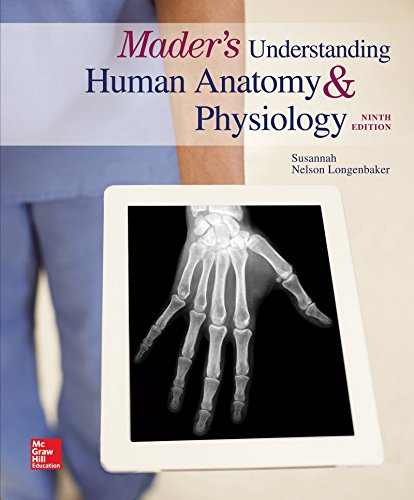 1259296431 - Mader's Understanding Human Anatomy & Physiology (Mader's Understanding Human Anatomy and Physiology)