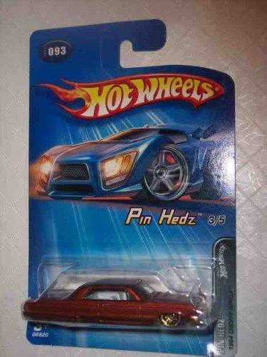 Pin Hedz Serie   3 1964 Chevy Impala Spitze Rollen   2005–93 Collectible Collector Auto MATTEL Hot Wheels von Hot Wheels