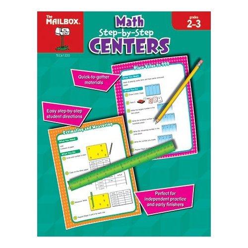 Download Step-by-Step Centers: Math (Grs. 2-3) pdf epub