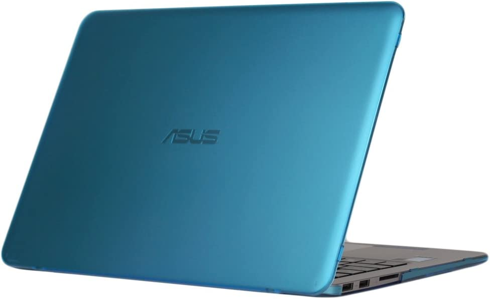 mCover Hard Shell Case for 13.3-inch ASUS ZENBOOK UX330UA Series (NOT Fitting UX305 Series) Laptop (Aqua)