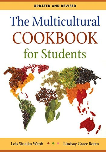 The Multicultural Cookbook for Students, 2nd Edition by Lois Sinaiko Webb (2009-10-15)