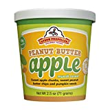 Straw Propeller Gourmet Foods Gluten Free Muesli, Peanut Butter Apple, 2.5 Ounce (Pack of 12)